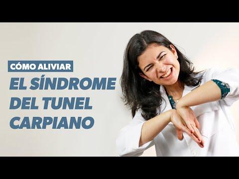 Imagem ilustrativa do vídeo: SÍNDROME DEL TUNEL CARPIANO: Cómo aliviar el dolor