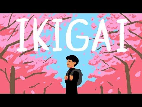 The Japanese Formula For Happiness - Ikigai