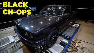 BLACK CH-OPS