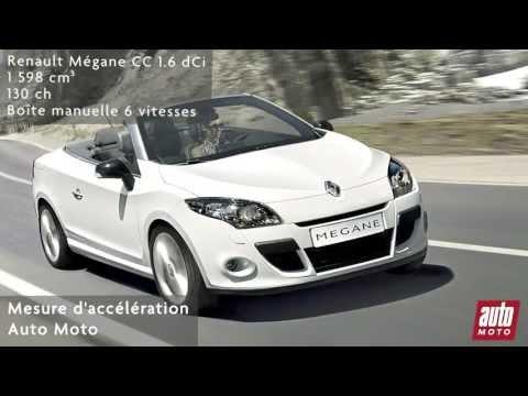 Renault Megane CC 1.6 dCi  (130 ch)