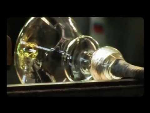 Moldeado y soplado del vidrio