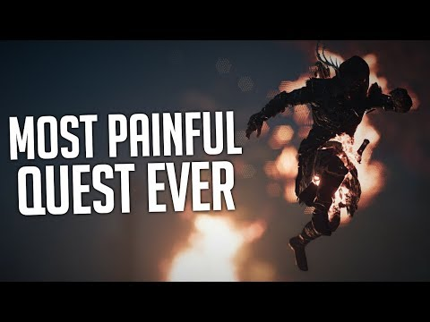 The Most Painful Quest Ever (Assassin's Creed Odyssey Story Creator Mode)
