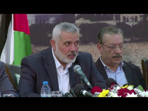 EEUU pone al jefe de Hamas en su lista negra de terroristas