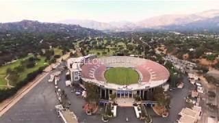 Rose Bowl Stadium [Drone Footage]