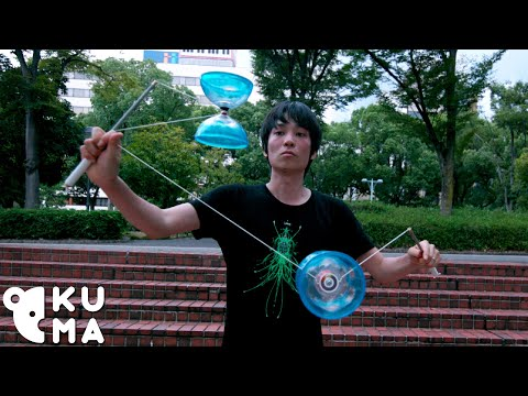 A Day with a Diabolo World Champion