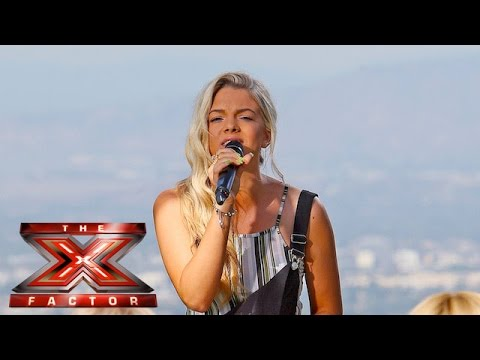 Louisa Johnson Covers Aretha Franklin's Respect  | Judges Houses | The X Factor 2015 Mp3