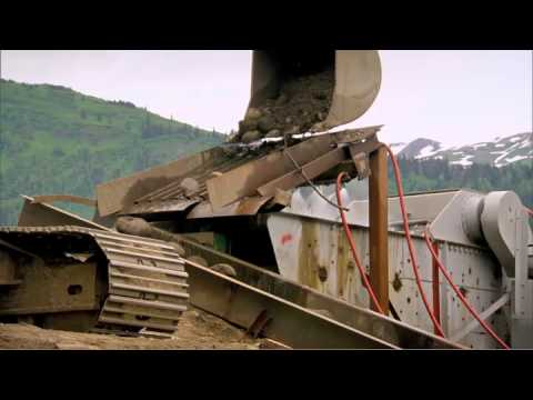 """Video trailer för """"Gold Rush"""" promo for Discovery Channel"""