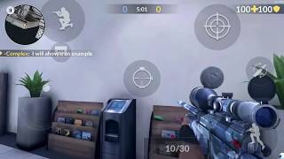 Critical Ops|NOSCOPE HACK!