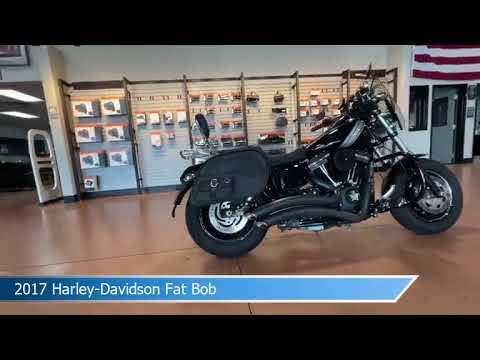 2017 Harley-Davidson Dyna Fat Bob FXDF 103