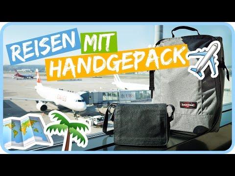 REISEN MIT HANDGEPÄCK – gemeinsam Koffer packen II Sissi