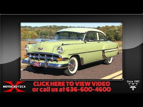 Video of '54 Bel Air - OURV