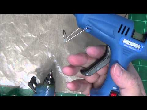 Review on the new Surebonder mini glue gun