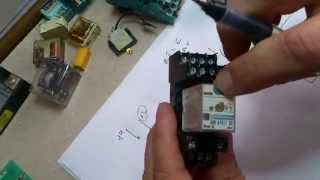 1.Röle nedir? Yapısı-Bağlantısı-Çeşitleri  (What is relay? How to wiring?)