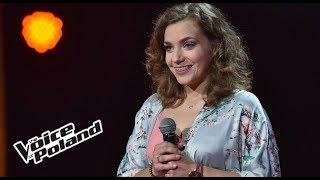 """Weronika Szymańska – """"Rather Be"""""""" - Przesłuchania w Ciemno - The Voice of Poland 8"""