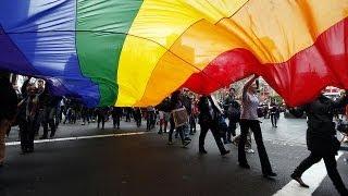 В Европе отмечаются высокий уровень гомофобии