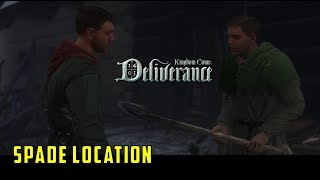 Where to Find Spade to bury Henry's parents: Homecoming (Kingdom Come Deliverance)