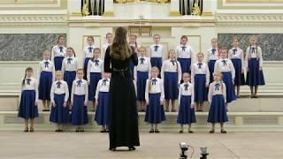 """Горные вершины - средний хор """"Камертон"""" 2018-12-15"""