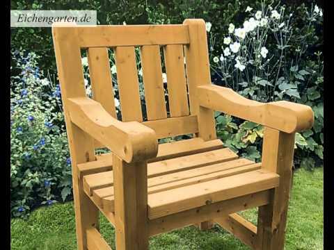 Gartenstühle und Gartensessel