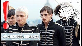 СРОЧНО! My Chemical Romance Вернулись!