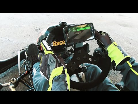 Racepak Vantage CL1 Karting Overview
