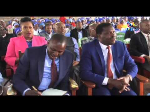 Mt. Kenya leaders promise intense campaigns for DP Ruto