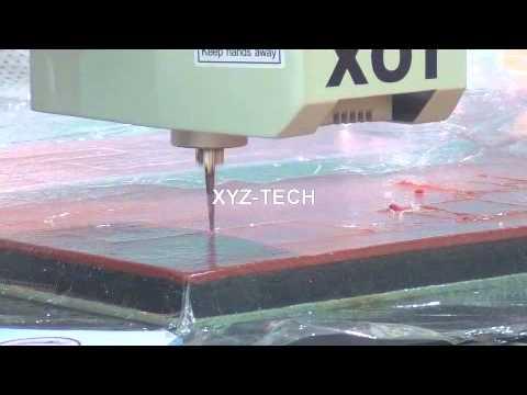 XYZCAM, P3, 1325 XOT (XYZ CAM,Oscillating Tangential Knife)