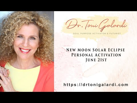Personal New Moon Solar Activation