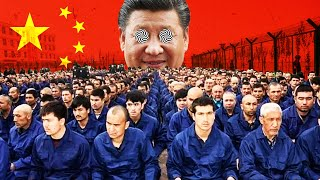 China's Profitable Business of Concentration Camps