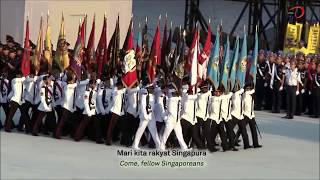 Majulah Singapura - The National Anthem of Singapore