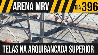 ARENA MRV   6/6 TELAS NA ARQUIBANCADA SUPERIOR   21/05/2021