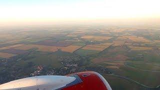 Azimuth airline flight from Rostov-on-Don to Sochi on Sukhoi Superjet 100
