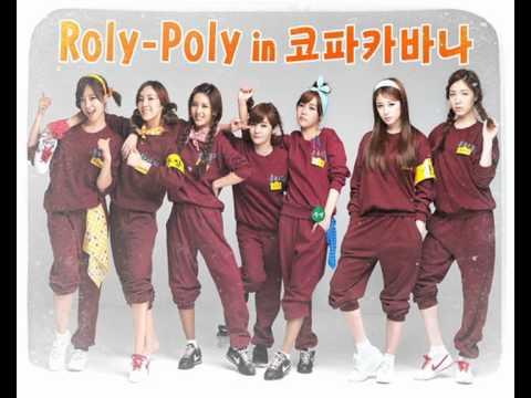 T-ara - Roly Poly in Copacabana  - YouTube ▶3:29