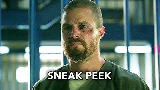 "Сериал ""Стрела"", Arrow 7x01 Sneak Peek ""Inmate 4587"" (HD)"