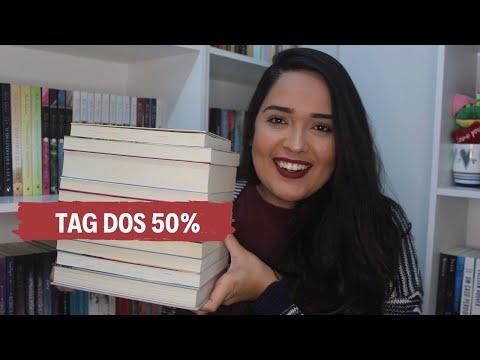TAG DOS 50% | As leituras do primeiro semestre de 2020!