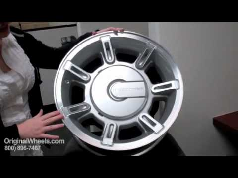 H2 Rims & H2 Wheels - Video of Hummer Factory, Original, OEM, stock new & used rim Co.