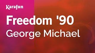 Karaoke Freedom 90  George Michael
