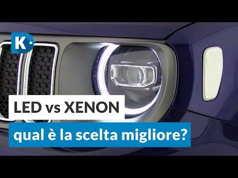 LED vs XENON | Qual è la scelta migliore?