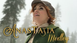 Anastasia in REAL LIFE - Once Upon a December & Journey to the Past - Evynne Hollens