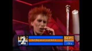 The Psychedelic Furs - Pretty In Pink - Top Of The Pops - Thursday 11th September 1986