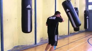 Бой Денис Бойцов 23 ноября 2013 Тренировка