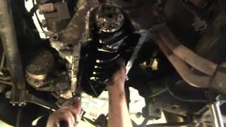 Замена коленчатого вала от компании СТО Ключевой Автосервис MSQ - видео