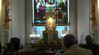 26 de setembro: adoração eucarística para preparar a Beatificação