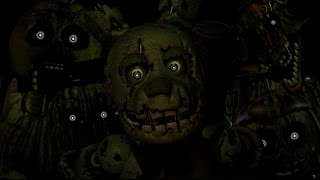 Five Nights At Freddy's 3 - Jumpscares Animatronics