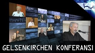 preview picture of video 'Gelsenkirchen Konferansı - Ahmed Hulusi'