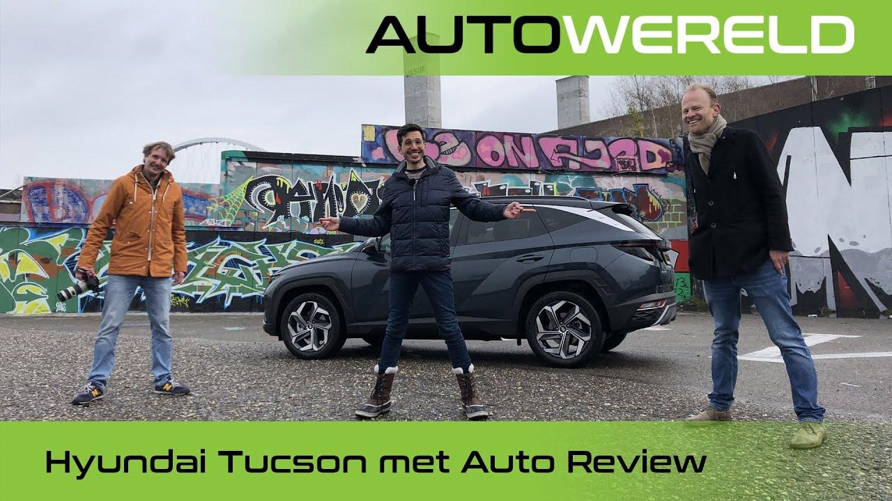 Hyundai Tucson (2021) samen met Auto Review – blik achter de schermen