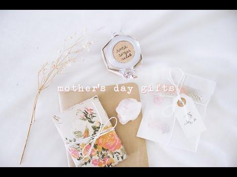 Χειροποίητα δώρα για τη γιορτή της μητέρας