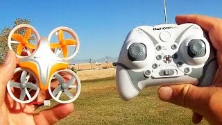 BWhoop B03 Altitude Hold Whoop Clone Drone Flight Test Review