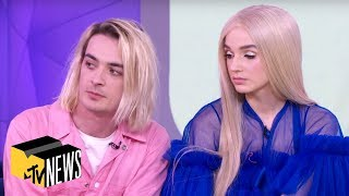 Poppy & Titanic Sinclair Discuss Plants & Appropriation | TRL Weekdays at 4pm