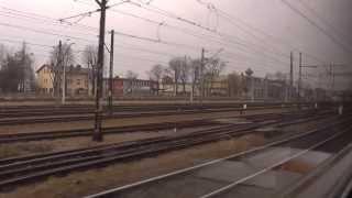 preview picture of video 'Zawiercie - Góra Włodowska z okna EIC Sobieski'