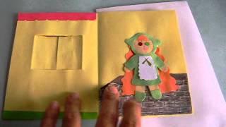 Jissouseki  - (Rozen Maiden) - Jissouseki Greeting Card, Hand made unique item